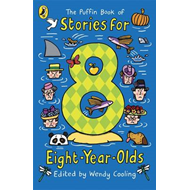 Puffin Book of Stories for Eight-year-olds (BOK)