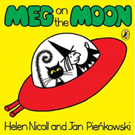 Meg on the Moon (BOK)