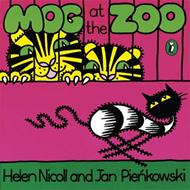 Mog at the Zoo (BOK)