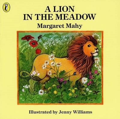 A Lion in the Meadow (BOK)