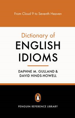 Penguin Dictionary of English Idioms (BOK)