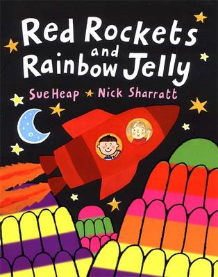 Red Rockets and Rainbow Jelly (BOK)