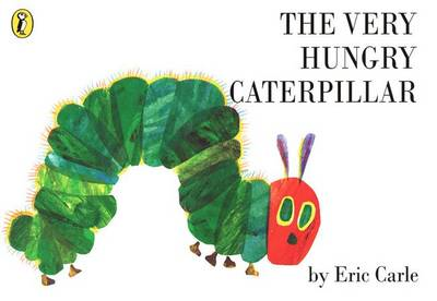 The very hungry caterpillar (BOK)