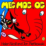 Meg, Mog and Og (BOK)