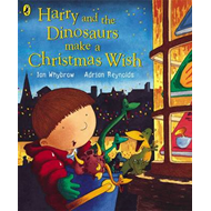 Harry and the Dinosaurs make a Christmas Wish (BOK)