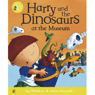 Harry and the Dinosaurs at the Museum (BOK)