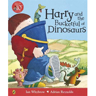 Harry and the Bucketful of Dinosaurs (BOK)
