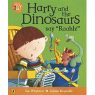 Harry and the Dinosaurs Say 'Raahh!' (BOK)