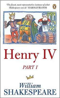 Henry IV, Part One (BOK)