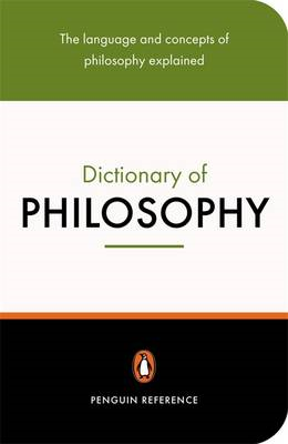 Penguin Dictionary of Philosophy (BOK)