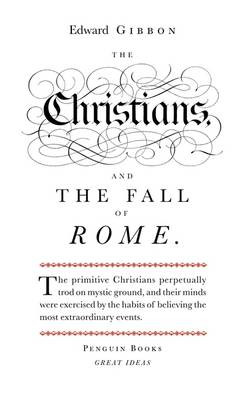 Christians and the Fall of Rome (BOK)