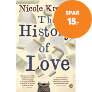 Produktbilde for The history of love (BOK)