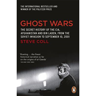 Ghost Wars: The Secret History of the CIA, Afghanistan and Bin Laden (BOK)
