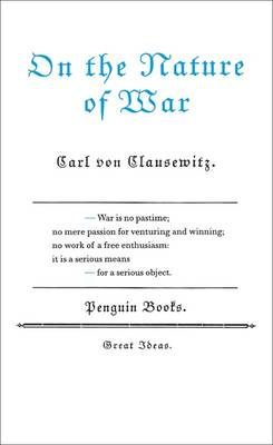 On the Nature of War (BOK)