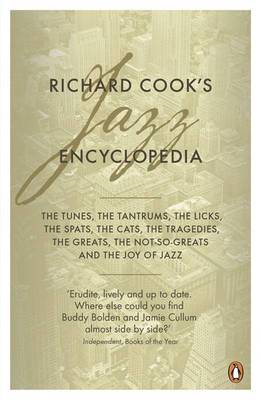 Richard Cook's Jazz Encyclopedia (BOK)