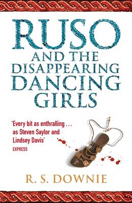 Ruso and the Disappearing Dancing Girls (BOK)