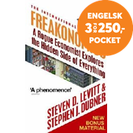 Produktbilde for Freakonomics (BOK)