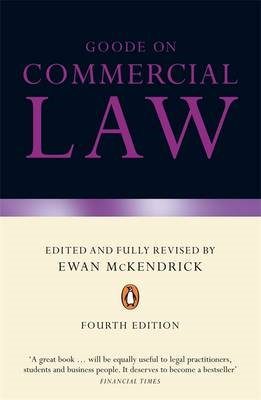 Goode on Commercial Law (BOK)