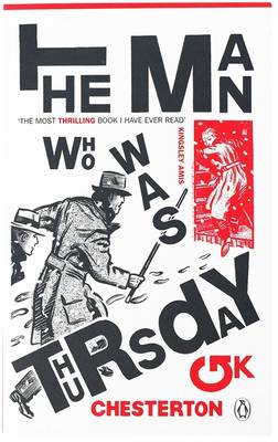 The Man Who Was Thursday: A Nightmare (BOK)