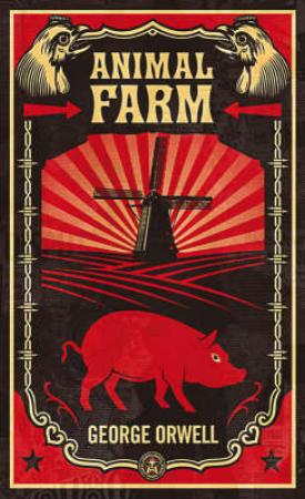 Animal farm - a fairy story (BOK)