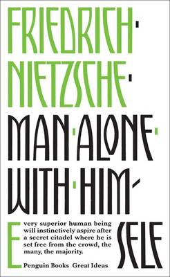 Man Alone with Himself (BOK)
