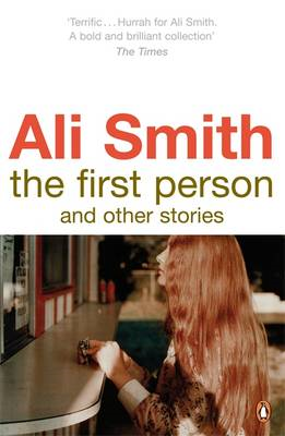First Person and Other Stories (BOK)