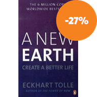Produktbilde for A New Earth - The life-changing follow up to The Power of Now. 'My No.1 guru will always be Eckhart (BOK)
