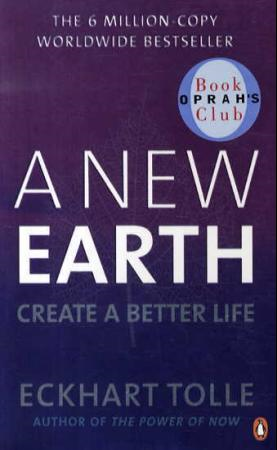 A new earth - create a better life (BOK)