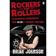 Produktbilde for Rockers and Rollers (BOK)