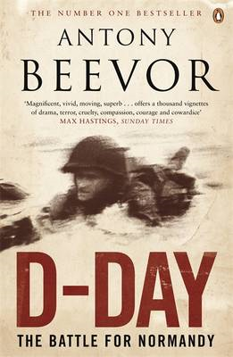 D-Day: The Battle for Normandy (BOK)