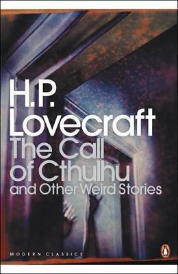 Call of Cthulhu and Other Weird Stories (BOK)
