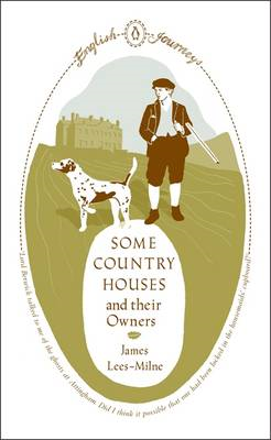 Some Country Houses and Their Owners (BOK)