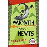 War with the Newts (BOK)
