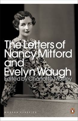 Letters of Nancy Mitford and Evelyn Waugh (BOK)