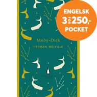 Produktbilde for Moby-Dick (BOK)