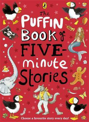Puffin Book Of Five-Minute Stories (BOK)