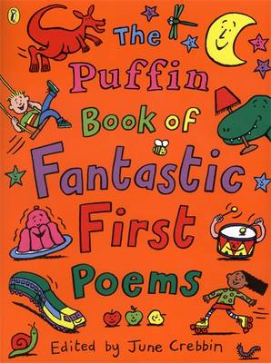 Puffin Book of Fantastic First Poems (BOK)
