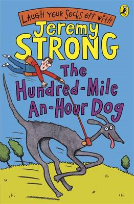 Hundred-Mile-An-Hour Dog (Book & CD) (BOK)