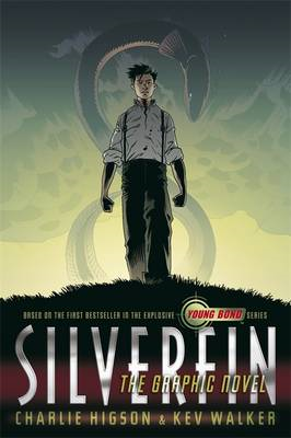 SilverFin: The Graphic Novel (BOK)