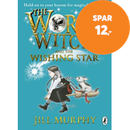 Produktbilde for The Worst Witch and The Wishing Star (BOK)