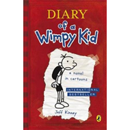 Diary of a Wimpy Kid (Book 1) (BOK)