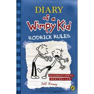 Diary of a Wimpy Kid: Rodrick Rules (Book 2) (BOK)