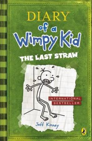 Last Straw (Diary of a Wimpy Kid book 3) (BOK)