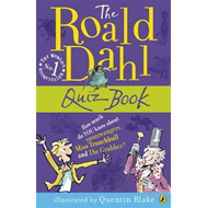 The Roald Dahl Quiz Book (BOK)