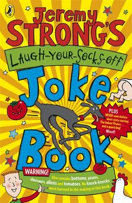 Jeremy Strong's Laugh-Your-Socks-Off Joke Book (BOK)