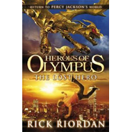 Lost Hero (Heroes of Olympus Book 1) (BOK)