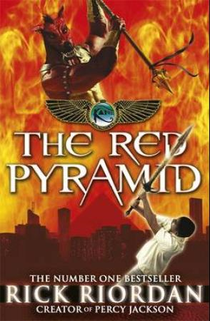The Red Pyramid (BOK)