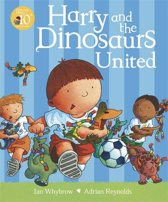 Harry and the Dinosaurs United (BOK)