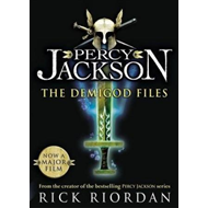 Produktbilde for Percy Jackson: The Demigod Files (Percy Jackson and the Olym (BOK)