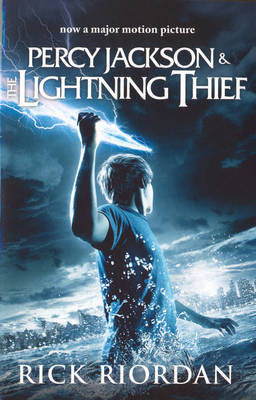 Percy Jackson and the Lightning Thief (Film Tie-in) (BOK)
